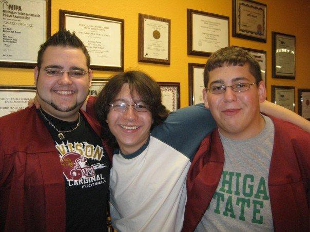 Nick, Chan, and Nick
