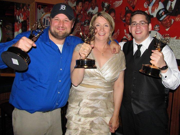 Emmy Party yo