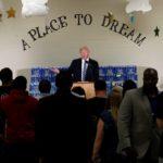 Trump Finally Stops in Flint