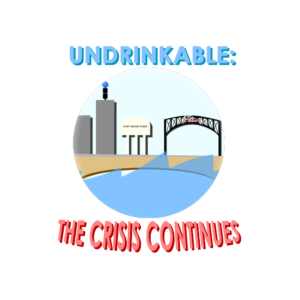 Undrinkable- The Crisis Continues LOGO
